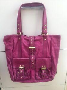 Bag Shoulder Tote Mulberry Pink Roxanne Handbag qxnZFZw
