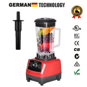BPA-Free-3HP-2200W-Heavy-Duty-Commercial-Grade-Blender-Mixer-Juicer-High-Power-F