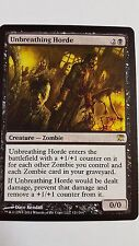1x UNBREATHING HORDE - Rare - Innistrad/Duel Deck MTG - NM - Magic the Gathering