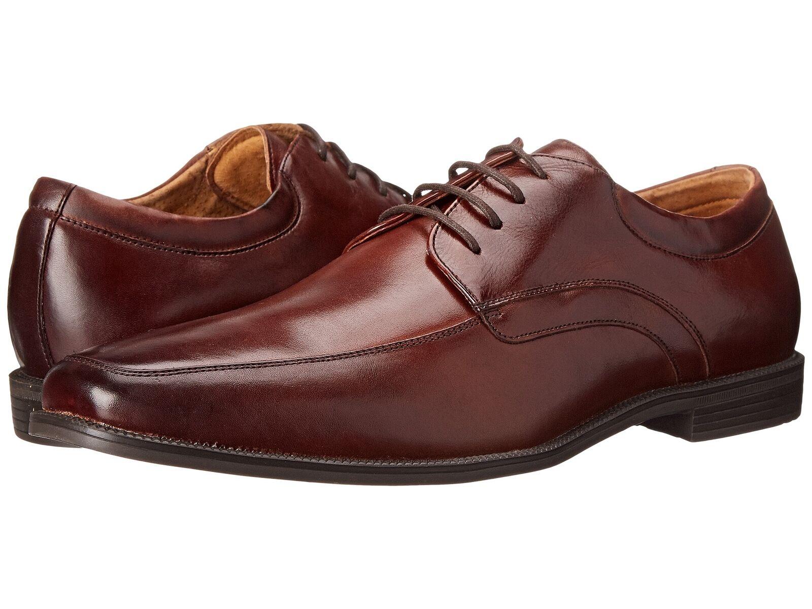 Florsheim Para Hombre Forum Moc Toe Oxford Cognac Cuero Zapatos 14153-221