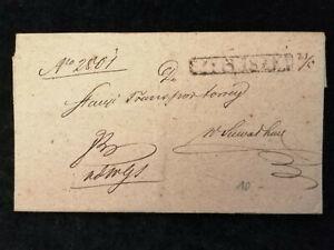 Vorphilatelie-Altdeutschland-Brief-Faltbrief-Rechnung-Nr-9