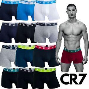 ad34e02d1bc NEW Cristiano Ronaldo CR7 Men's Underwear 3-Pack Trunk Cotton ...