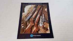 STOEGER Sporting Arms Firearms Catalog Guns Illustrated S8