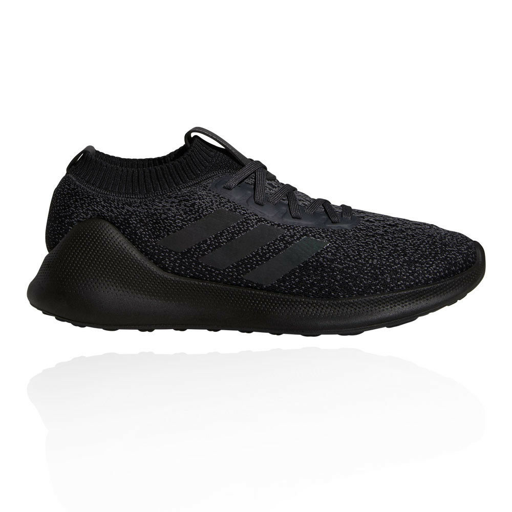 Adidas Mens Purebounce Plus Running shoes Trainers Sneakers Black Sports
