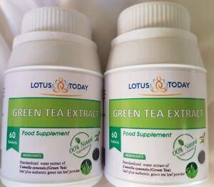 Green-Tea-Tablets-10000mg-Extract-Weight-loss-Diet-Slimming-Fat-Burn-30-Pills