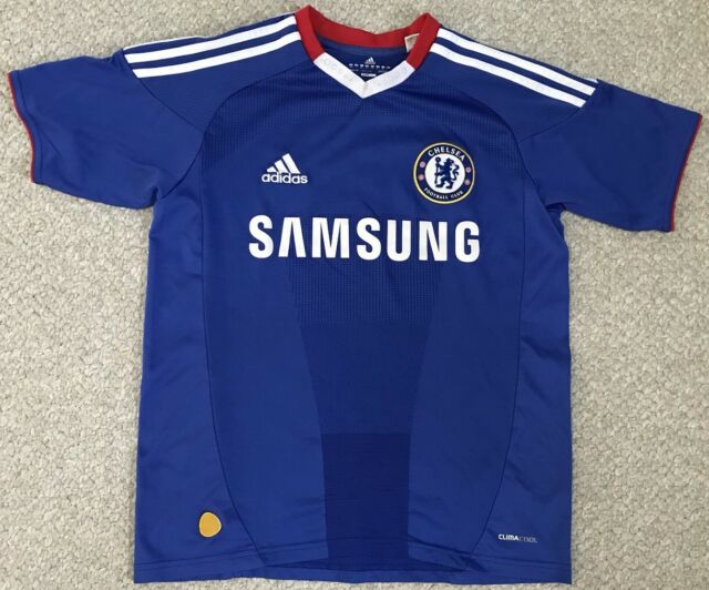 Chelsea Home Shirt All Sizes adidas CFC Boys Football Jersey