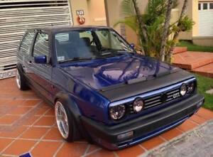Car Hood Bra Fits Vw Volkswagen Golf Jetta Mk2 Gti 84 85 86 87 88 89 90 91 92 Ebay