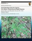 Early Detection of Invasive Species - Surveillance Monitoring and Rapid Response Eastern Rivers and Mountains Network 2011?2012 Summary Report by Douglas R Manning (Paperback / softback, 2013)
