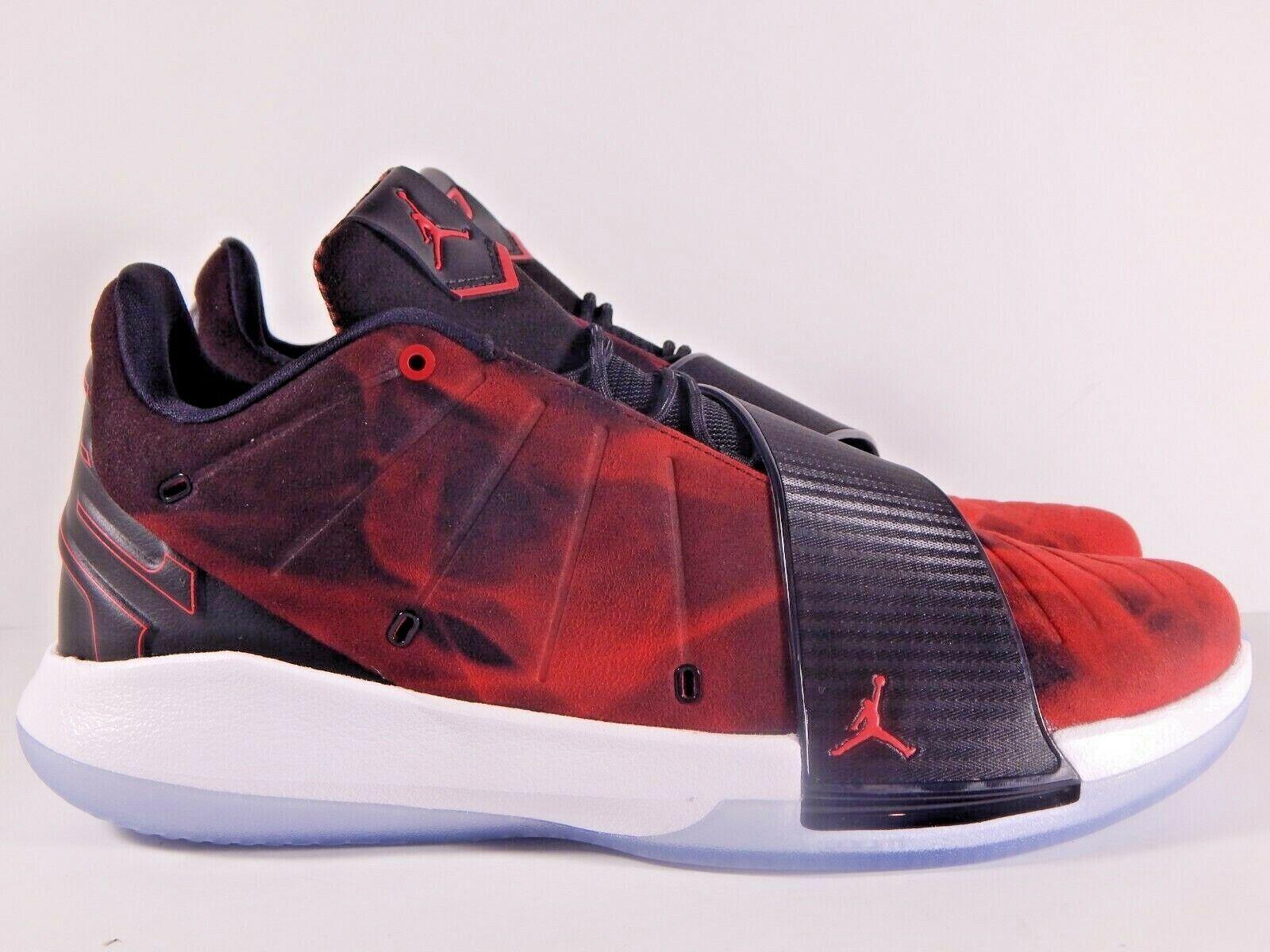 New Men's Nike Jordan CP3 Chris Paul XI 11 Basketball shoes, AA1272-600 Sz 11.5
