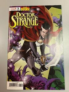 Doctor-Strange-The-Best-Defense-1C-McKone-1-50-Variant-VF-NM-Marvel-Comics