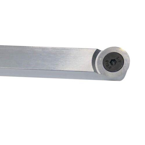 Wood Turning Finisher Lathe Chisel Tool with 2pcs Ci0 16mm Round Carbide Insert