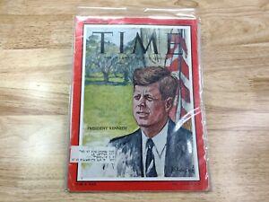VINTAGE Time Magazine June 9 1961 President John F Kennedy JFK