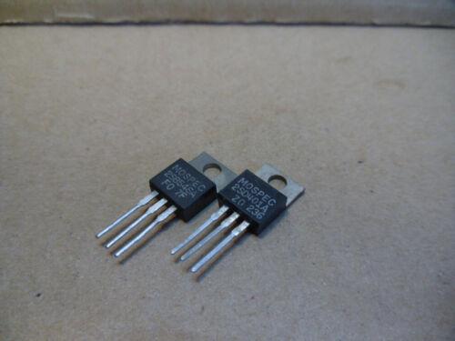 2SB546A+2SD401A komplementäre Audiotransistoren 200v
