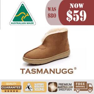 778b6e64280 Details about Tasman UGG- Princess Slipper, AUS Made, Premium AUS  Sheepskin,Water Resist,Ches