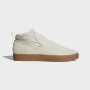 size 40 feaad 18372 Image is loading Adidas-3ST-002-Men-039-s-Skate-Cream-