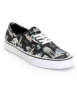 VANS-x-STAR-WARS-Authentic-Mens-Shoes-NEW-Planet-Hoth-DARK-SIDE-All