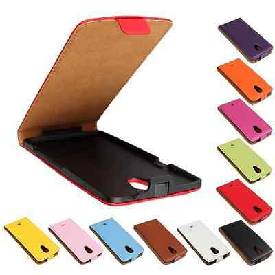 Flip Leather Silm and light Mobile Phone Case Cover For Sony Model