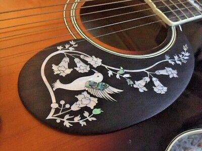 Acoustic guitar Wooden pickguard pearl Hummingbird KAY Suzuki Alverez  Columbus | eBay