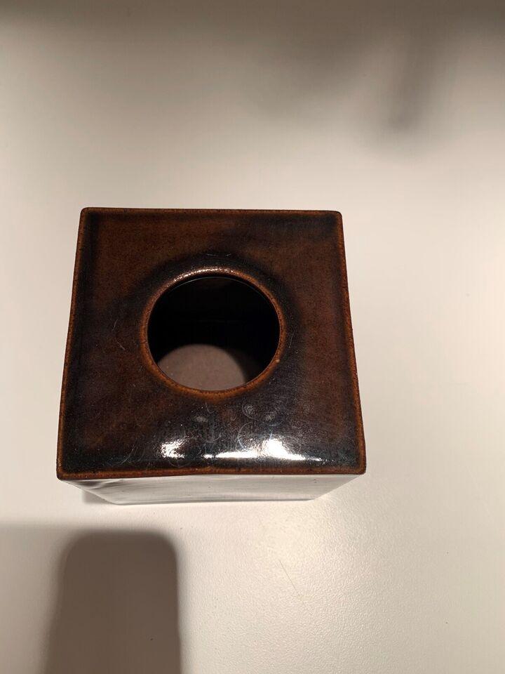 Keramik, Vase, Knabstrup Atelier