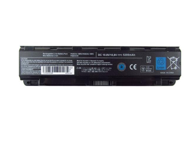 Laptop Battery for Toshiba Satellite C50 C800 C805 C840 C845 C850 C855 C870 C875