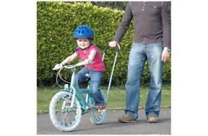 Balance Buddy Kids Bike Parent réglable aide à la formation sécurité Poignée Pole  </span>