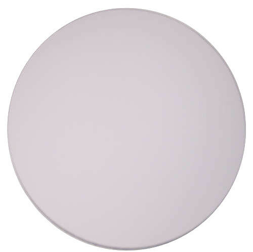 250 mm, 4 mm thick Round Borosilicate Glass for 3D Printers Boro US Shipping