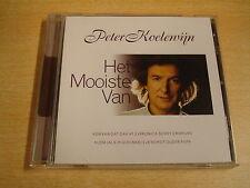 CD / PETER KOELEWIJN - HET MOOISTE VAN
