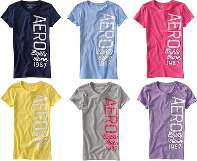 Aeropostale AERO LONG SLEEVE T shirt Tee XS,S,M,L NEW NWT
