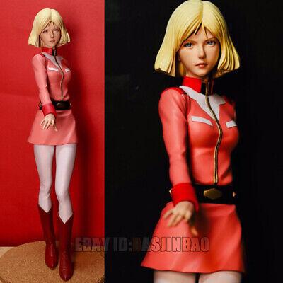 1//10 Resin Figure Model Kit Ko-Hana beauty Action Girl unpainted unassembled KIT