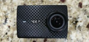 Yi 4K Action Camera - 12MP - Night Black