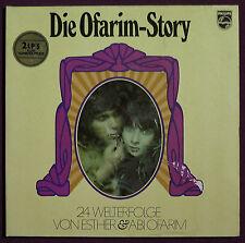 Esther & Abi Ofarim - Die Ofarim-Story, 24 Welterfolge - Doppl-LP Vinyl, 6499755