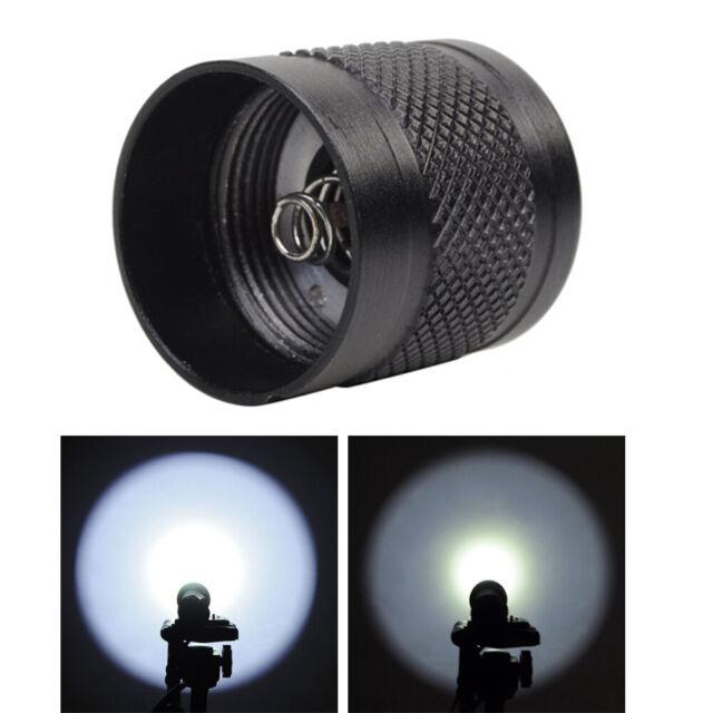 Tactical 1000LM LED Tailcap Switch Taschenlampe für Surefire 6P G2 C2 D2