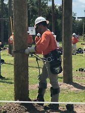 Buckingham 4ring D Beltsropes Gaffes Hand Tools Electrical Lineman Complete