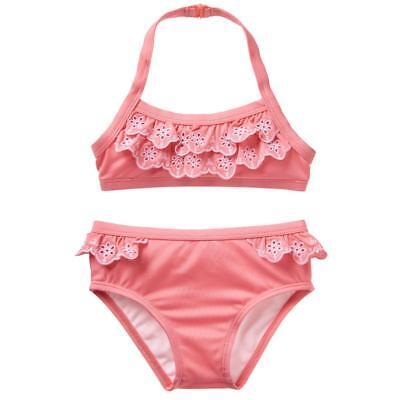 NWT $32.95 Gymboree Girl Swim 2-Piece Sunshine 6 12 18 24 2T 3T 4T 5T UPF 50