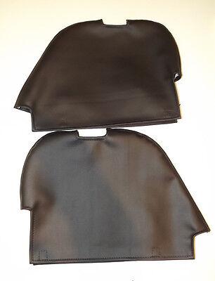 Harley Davidson Softail Soft Lower Fairing Covers// Elephant Ears//Leg Warmers