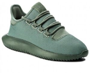 b593cb90808b1f New In Box Adidas Tubular shadow J BZ0336 YOUTH Trace Green Sneakers ...
