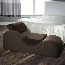 Liberator Esse Sensual Lounge Chair - Espresso : esse chaise - Sectionals, Sofas & Couches