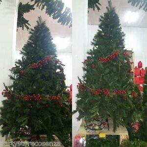 Albero Di Natale 150 Cm.Dettagli Su Albero Di Natale 150 Cm Olanda Verde Addobbo Allestimento Casa Natale