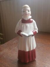 Royal Doulton Choir Boy Figurine -Good Cond