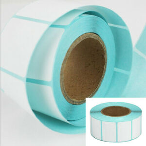 1100pcs-30-20mm-Blank-White-Thermal-Labels-Rolls-Self-Adhensive-Sticker-Tool-US