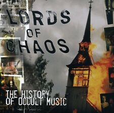 Lords Of Chaos: History (2008, CD NEUF)2 DISC SET