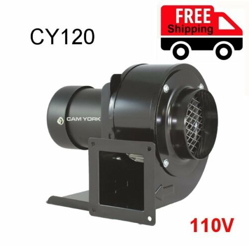 Centrifugal blower Cam York CY120 110V blower 1phase 1//8HP free shipping for USA