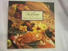 King Estate Pinot Gris Cookbook (1995, Paperback) OREGON WINERY GOURMET RECIPES