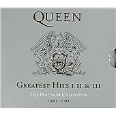 Queen - Platinum Collection, Vol. 1-3 (3 x CD Box Set 2006)