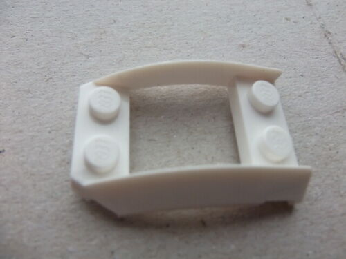 Lego-47755-Curved 4x3 wedge with 2x2 cutout
