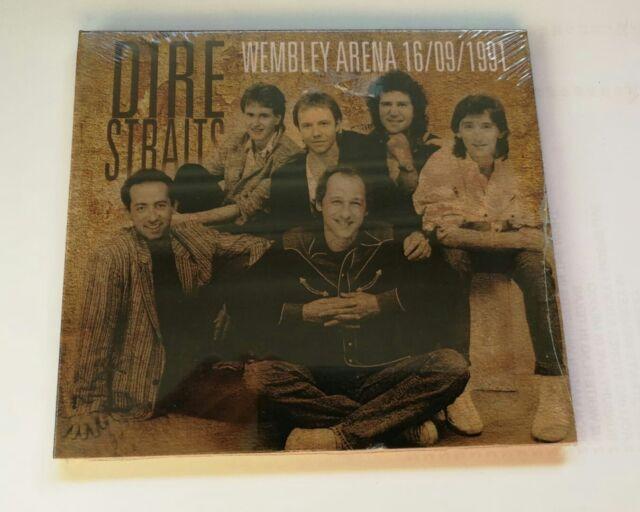 DIRE STRAITS - LIVE IN WEMBLEY 88 - CD DIGIPACK