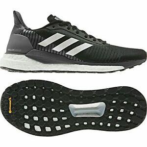 Adidas-Homme-Solaire-Glide-ST-19-Professionnel-Chaussures-De-Course-Noir-Route-Baskets