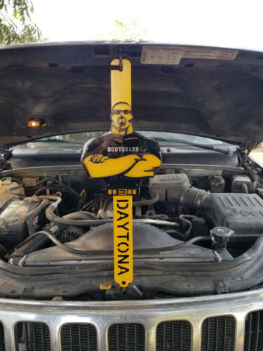 "Car Show Hood Prop 24/"" tall lowrider low rider hoodprop bagged hydraulic"