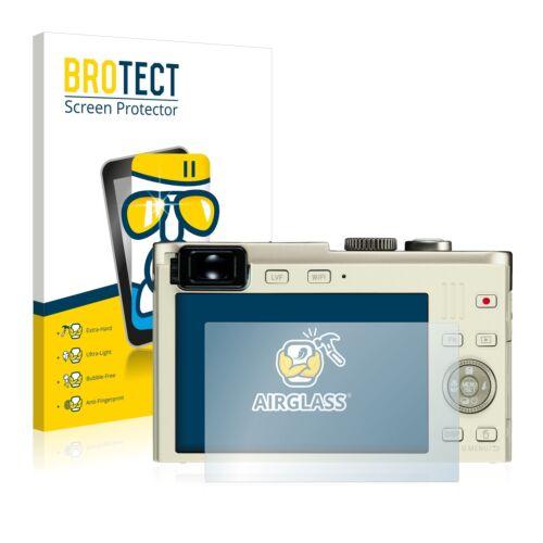 Airglass tanques lámina Leica C protección cristal blindado lámina protector de pantalla tipo 112