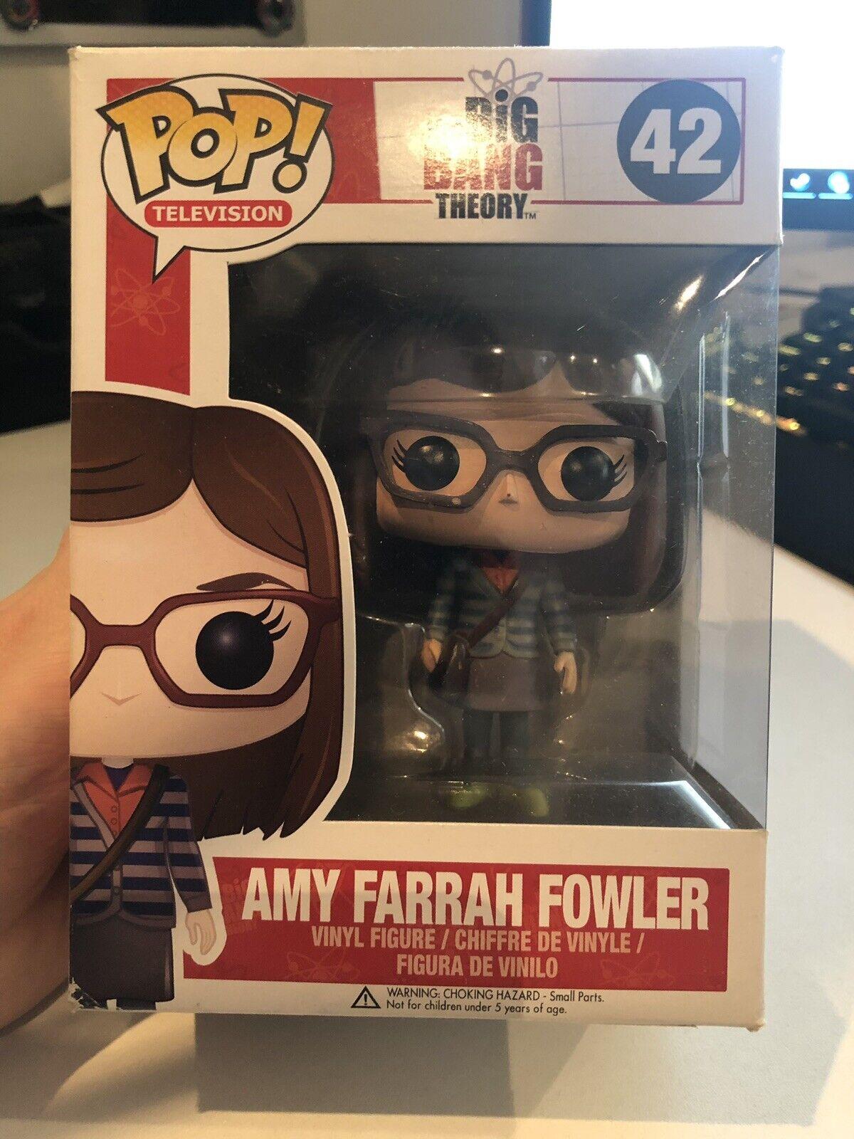 Diverdeimentoko Pop Il gree Bang teoria AMY FARRAH Fowler   vendita online